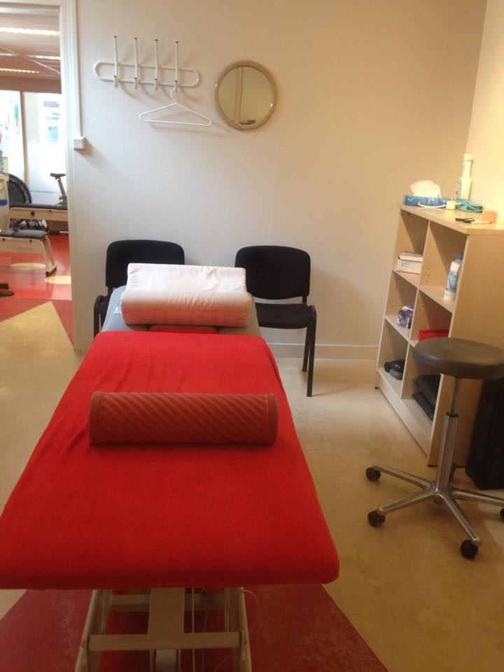 Fysio 4 Westersingel Groningen - behandelruimte fysiopraktijk 1