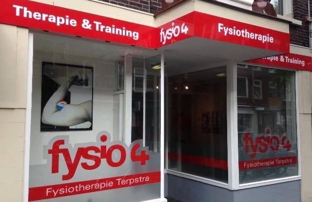 Fysio 4 Westersingel Groningen - buitenkant fysiopraktijk 3